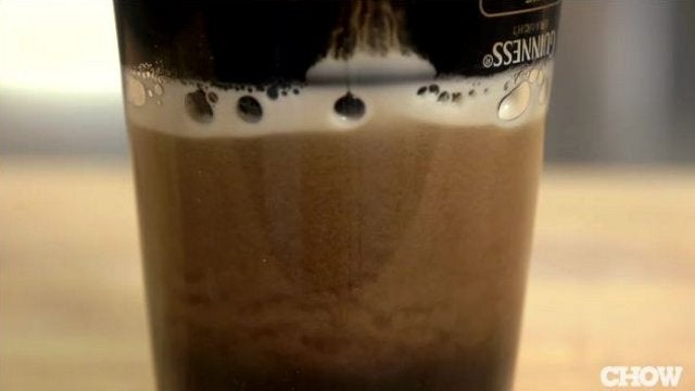Pour Guinness Cans Perfectly