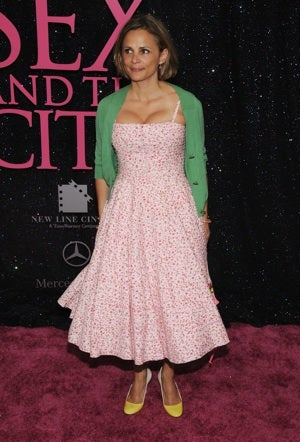 Sex And The City Premiere: The Fashion, For The Most Part, Was Fierce