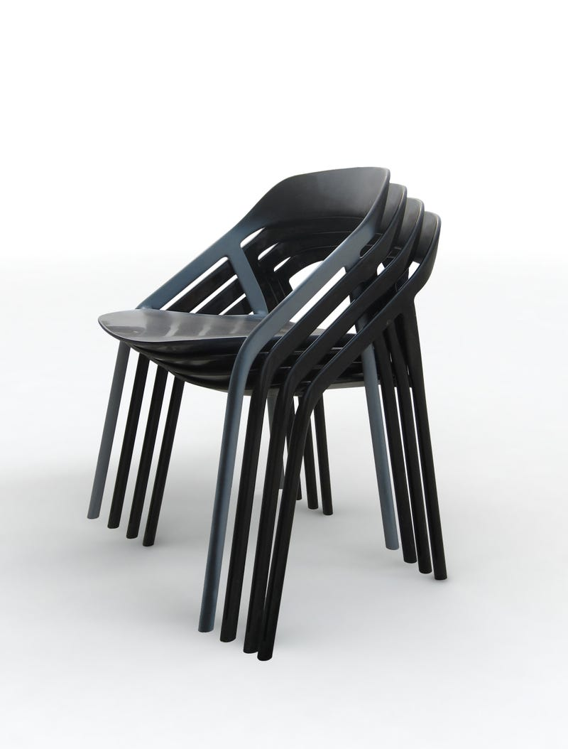 This Carbon Fiber Chair Is Lighter Than a Two-Liter Bottle Of Soda