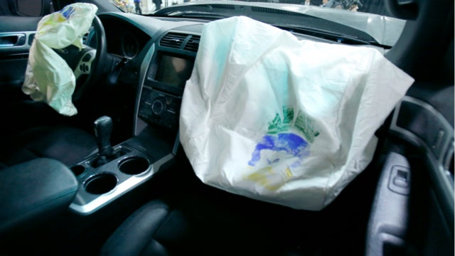 Airbags Actually Don't Work The Way You Expect Them To