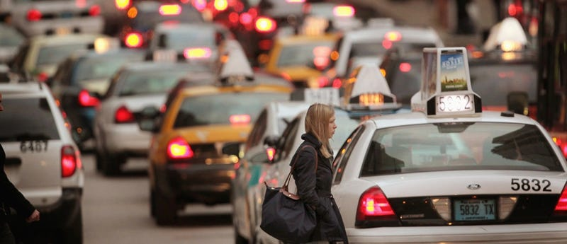 Making Public Transit Better Is Still The Answer To Cutting Congestion