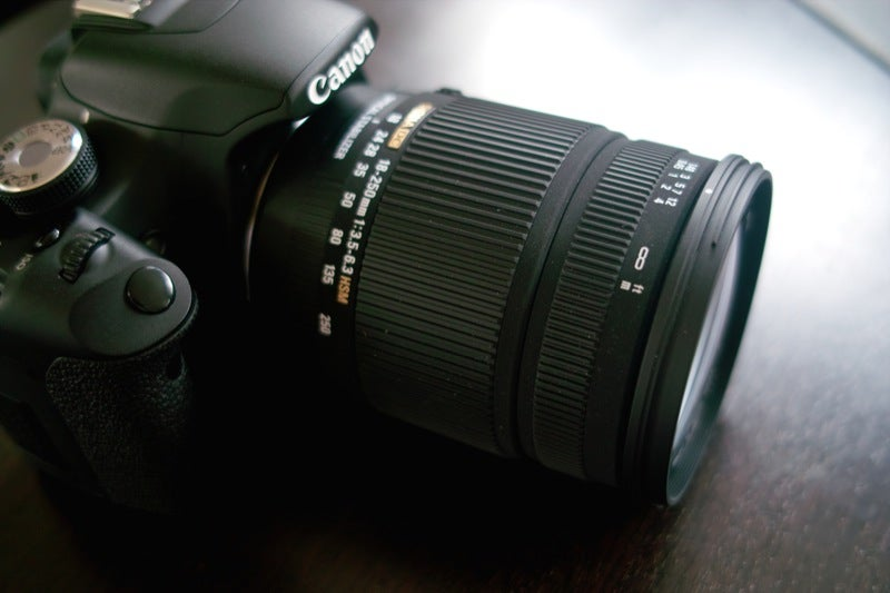 Sigma's Zoomy 18-250mm Lens Review/Rant: Better to Have 1 Lens or Many?
