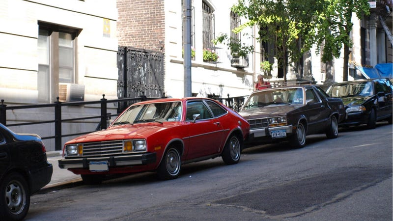 What's Hotter Than A Blazing Red Pinto?