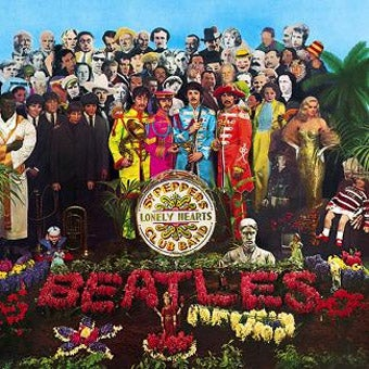 Sgt. Pepper's Lonely Hearts Club Rock Band