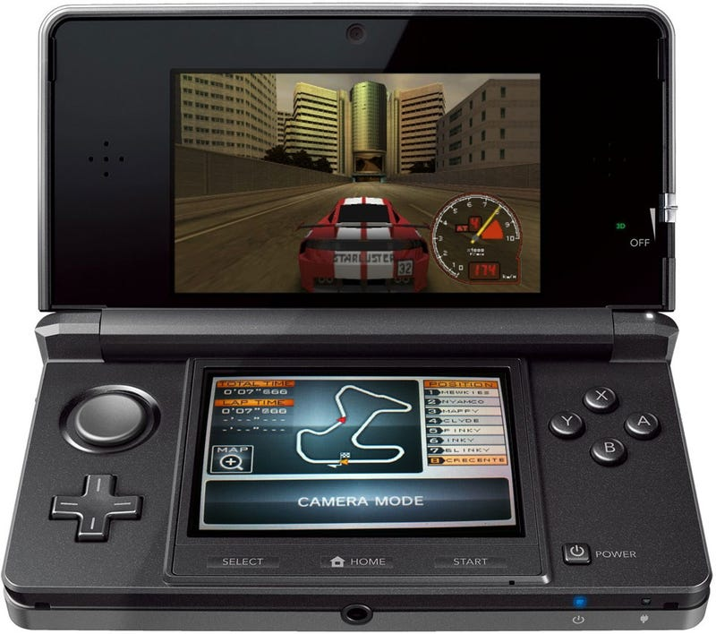 The 3DS Launch Games To Buy, Borrow or Avoid