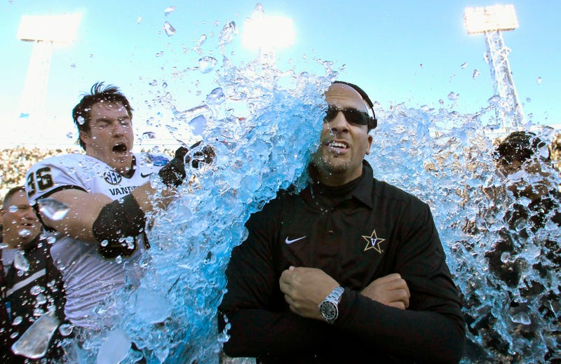 Report: James Franklin Contacted Victim In Vanderbilt Rape Case