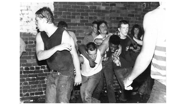 Here's a Young Jon Stewart, Moshing at a Dead Kennedys Show (Update: Probably Not)