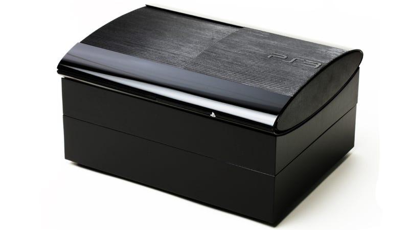 A Bento Box. Shaped Like a PS3. No, Really.