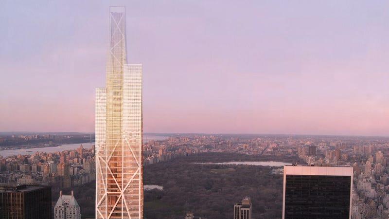 Asian Banks Drop $1 Billion On Long-Stalled Tower Over Central Park