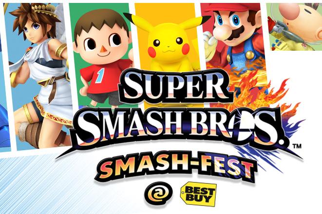 Best Buy Smash-Fest Locations Announced