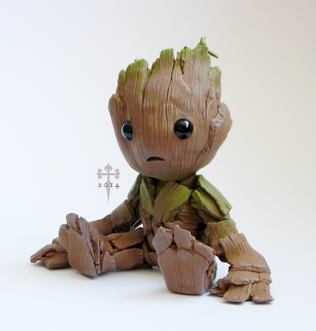 The 5 best Groot toys on sale, and 5 fan made ones that ...