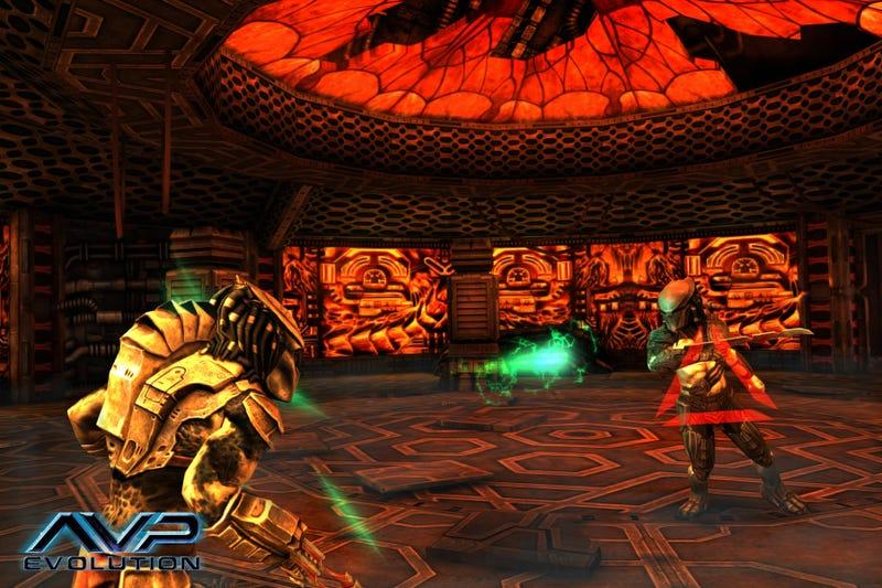 The Alien Vs. Predator Battle Gets Mobilized with AVP: Evolution