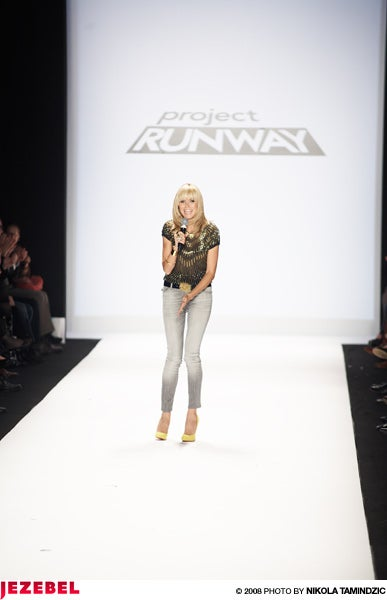 Project Runway Finale: Post-Show Posers