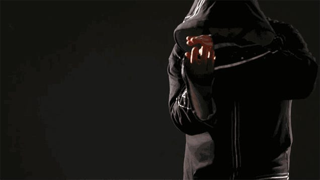 This Light-up Hoodie Gives You Unfathomable Imaginary Magic Powers