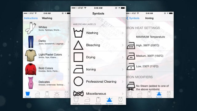 Complete Laundry Care Packs a Ton of Laundry Knowledge Into Your Phone