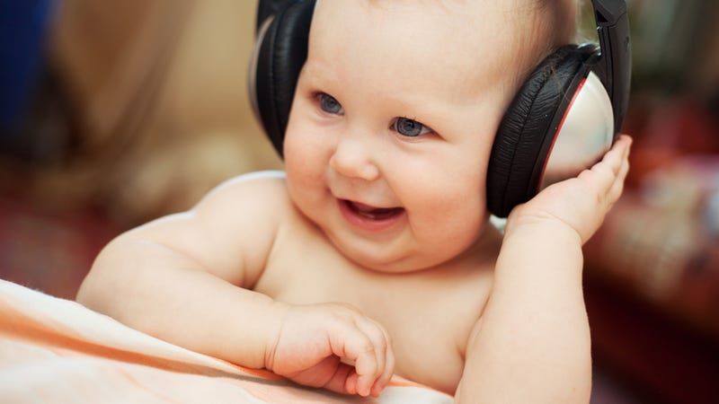 Babies can actually learn lullabies before they're born