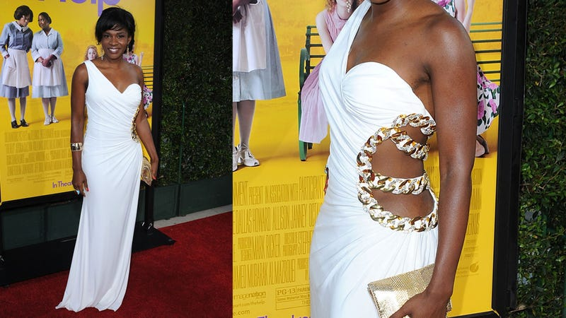The Cast Of 'The Help' Needs Some Sartorial Assistance