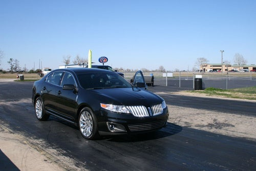 Hennessey MaxBoost 435: Lincoln MKS Photos