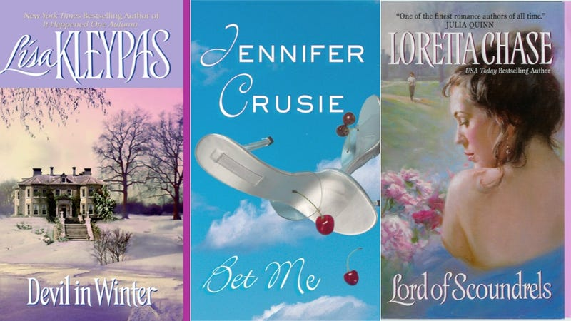 ​So You Want to Get Into Romance Novels. Start Here!