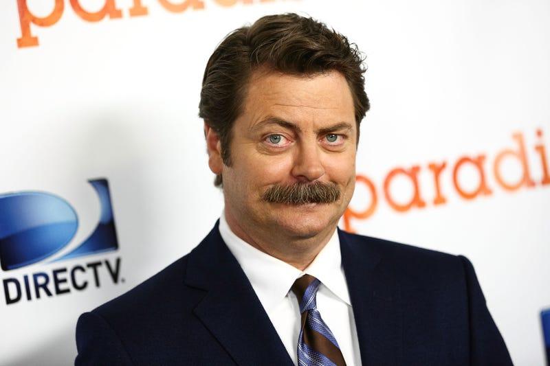 "Breakdowns: Nick Offerman Calls Parks and Rec NBC's ""Turgid Boner"""