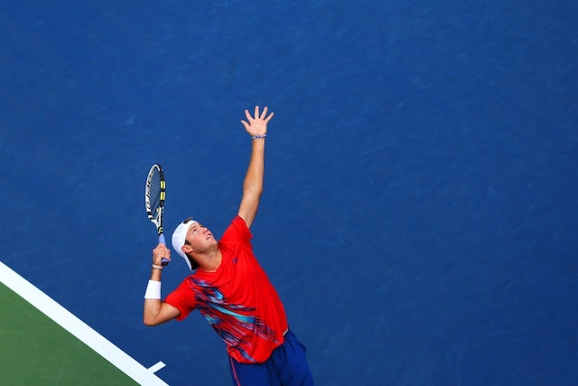 We Have A New Favorite Tennis Player: Jack Sock