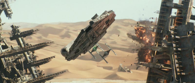 Star Wars Revolutionary Ways: Combine Practical And Digital FX (io9.gizmodo.com)
