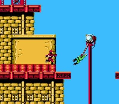 Game of The Week-See The Original Hookshot and Iron Boots