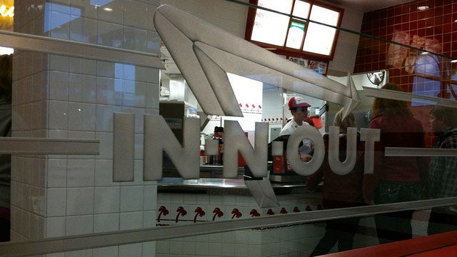 Order Like an Insider from In-N-Out Burger