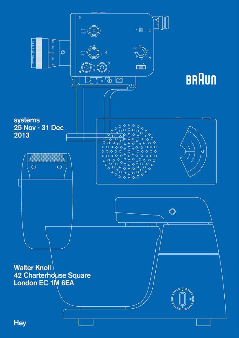 11 Sleek Posters Celebrating The Design Genius Of Dieter Rams