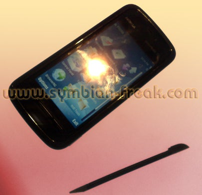 First Pictures of Nokia Tube iPhone Killer, Allegedly