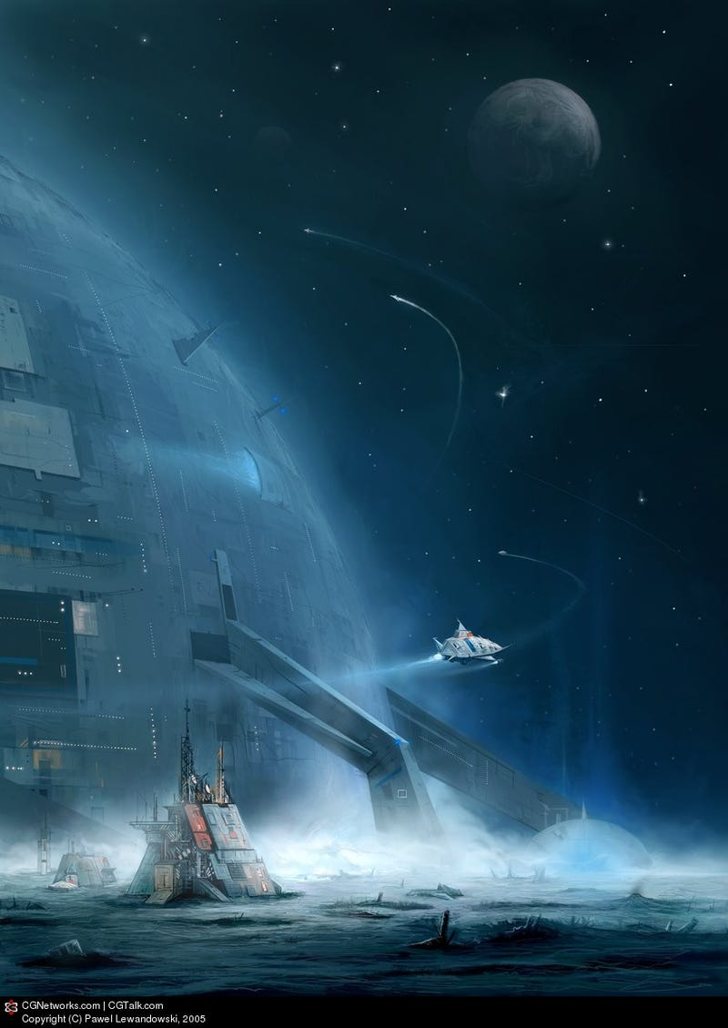 When Space Opera Becomes Art