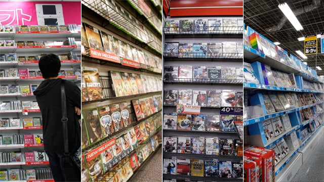No Box? Half Price! The Art of Buying Used Games in Japan