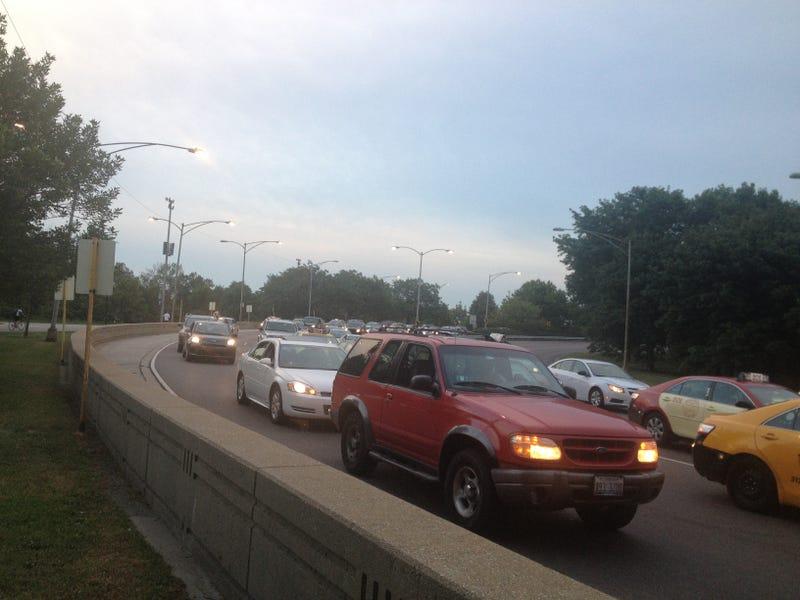 2 Audi Employees Crash While Hooning New A8
