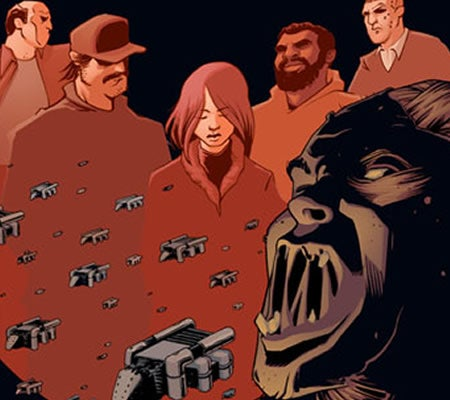Aliens Invade And Retreat In This Week's Comics