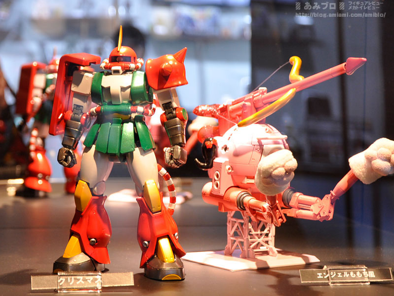 Let's Overdose on All this Wonderful Mecha Plastic