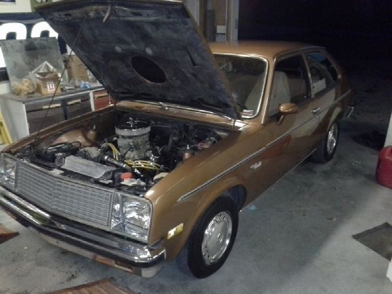 For $2,500, Take This Car and Chevette