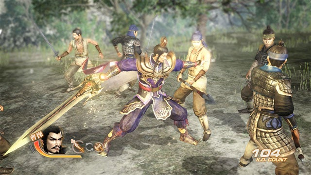 Japanese Game Sales Hold Tight In Japan, Thanks To 3DS and Dynasty Warriors