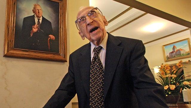 World's Oldest Man Dies at 114