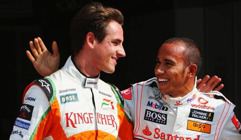 The Hater's Guide To 2008 Formula One Champion Lewis Hamilton