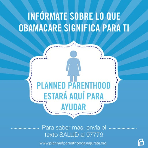 Nice: You Can Text Planned Parenthood About Obamacare