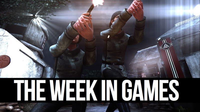 The Week in Games: Onward to August