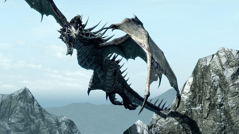 Dragonborn Is The First Skyrim DLC That Actually Feels Like An Expansion