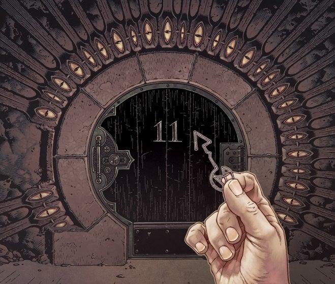 Open the final door to IDW's Locke & Key series in This Week's Comics!