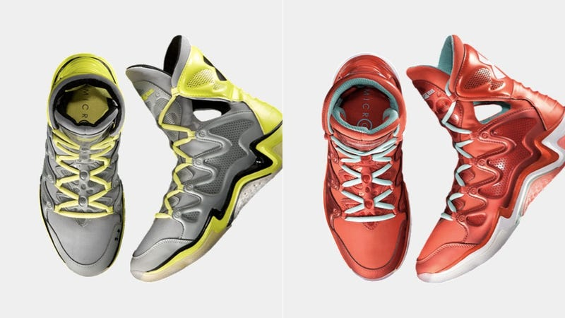 These High Top Under Armour Charge Shoes Look Like They're from the Future
