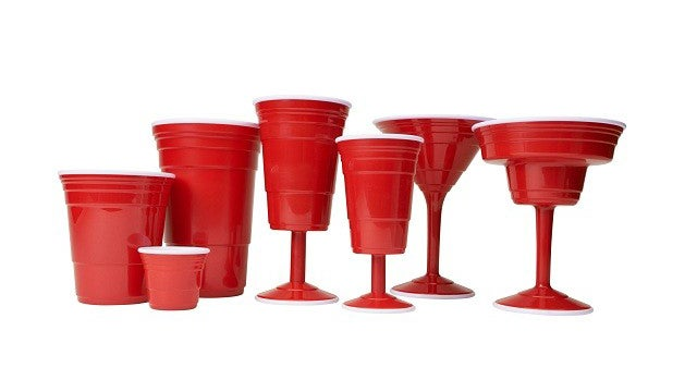 The Red Solo Cup Gets Classy