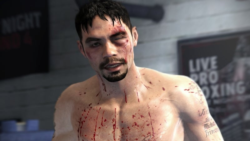 Predict The Mature Content In Fight Night Champion
