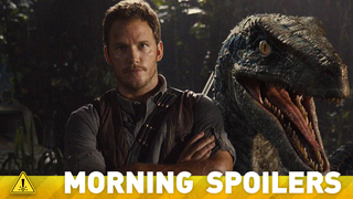 Our First Fleeting Glimpse Of <i>Jurassic World</i>'s New Dinosaur!