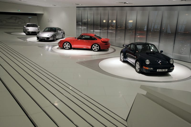 New Porsche Museum Jam Packed With Bruce