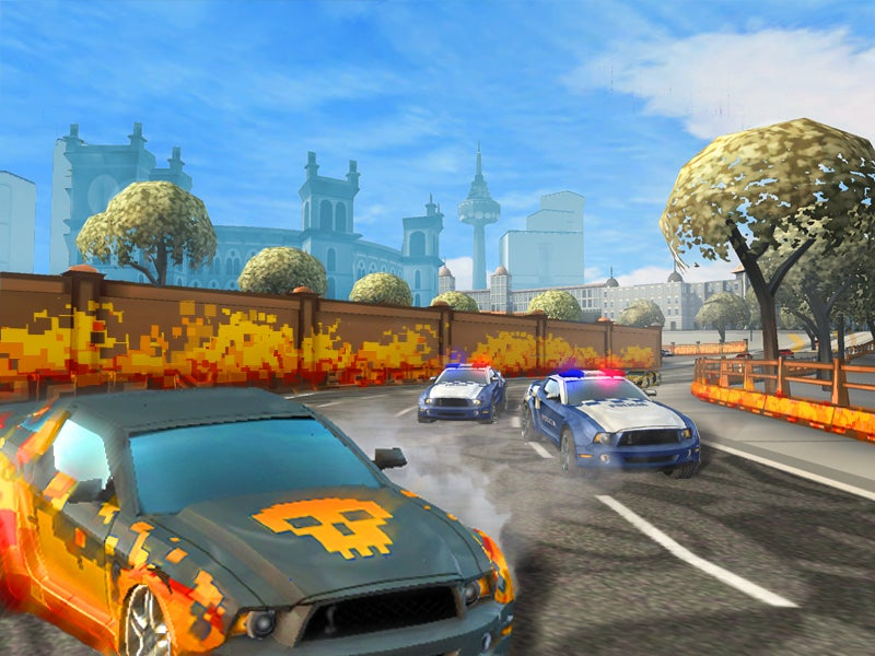 A Look At Need For Speed: NITRO