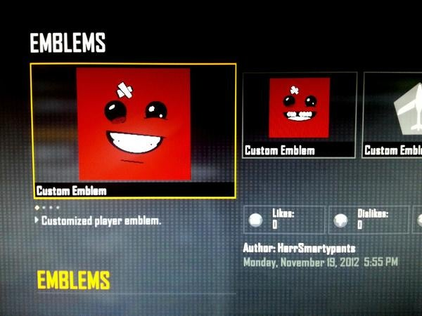 Not All Of Black Ops II's Emblems Are Penis Swastikas, You Know